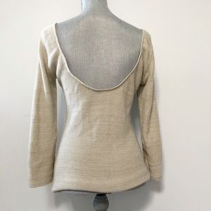 Urban Outfitters Sweaters - Urban Outfitters Sparkle and Fade low back sweater